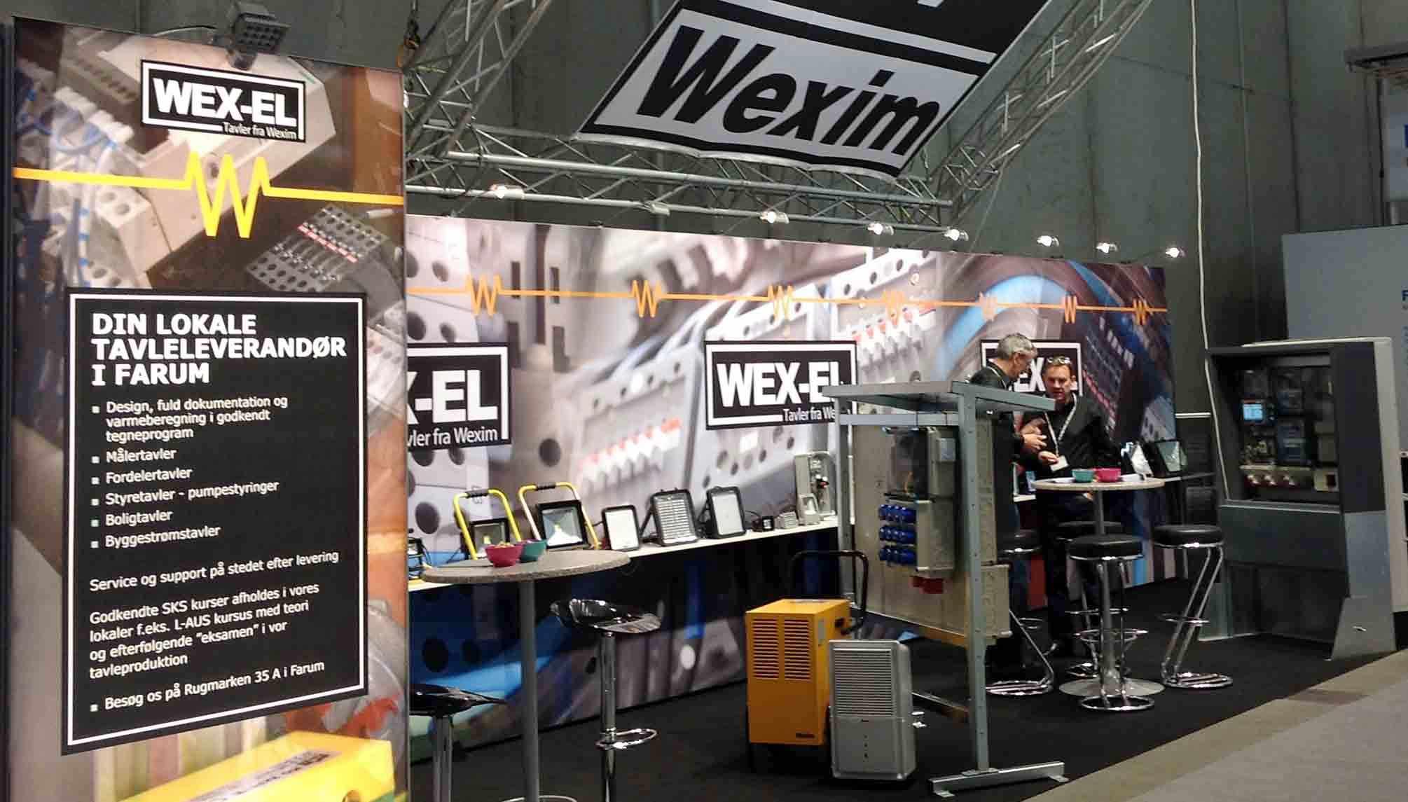 Wexim stand - Eltech 2012