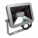LED 10W ISPOT sølv - 4000K