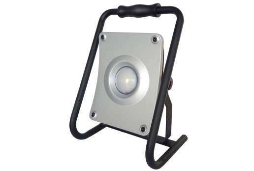 LED arb.lampe 20W m batteri
