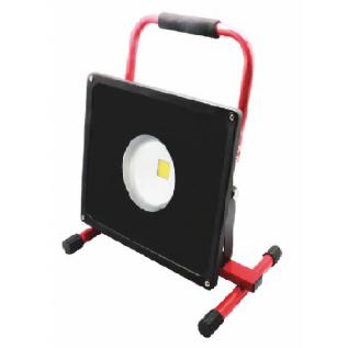 led 50w arb lampe p gulvstativ m 2 5m kabel wexim a s. Black Bedroom Furniture Sets. Home Design Ideas