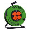 Kabeltromle Bandit fast kerne 40m 3G1,5mm