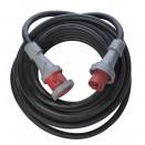 Forlængerkabel - 25m 5G16,0mm - 400V/63A CEE