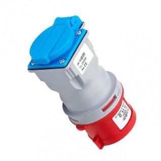Adapter CEE400V/16A til DK230V/16A