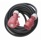Forlængerkabel - 10m 5G2,5mm - 400V/16A CEE