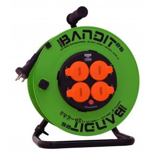 Kabeltromle Bandit 25 m. 3G1,5